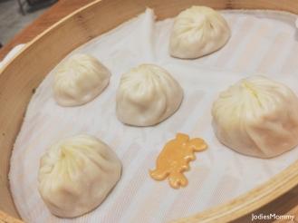 Crab Roe and Pork Xiao Long Bao