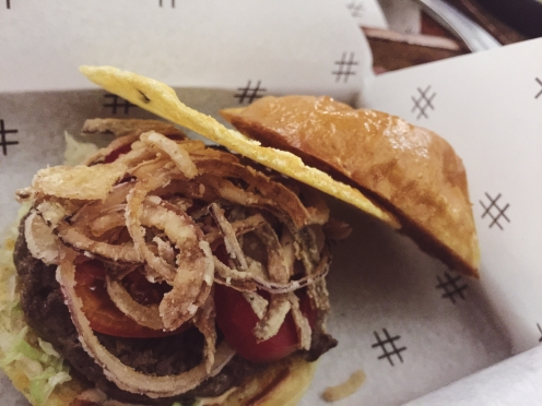 #Amsterdam Burger